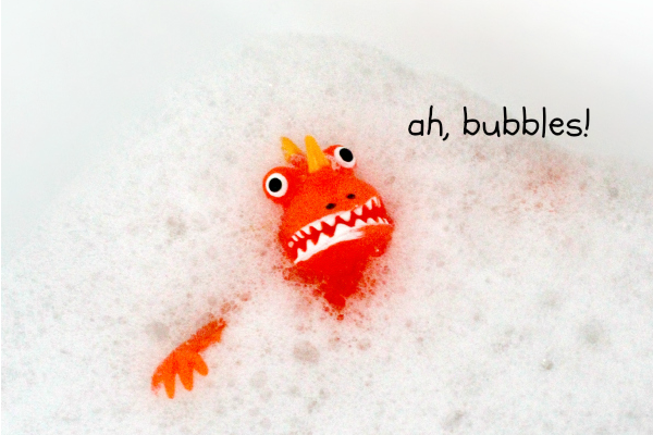 Vagisil Is Safe For Bubble Baths! (You'reWelcome!)